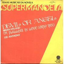 Supermanoela Compacto De Vinil Trilha Da Novela - 1974