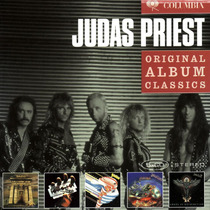Judas Priest - Original Album Classics [ Box Com 5 Cds ]