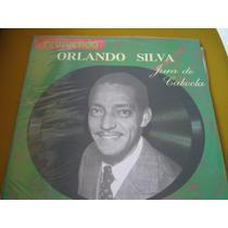 Lp Zerado Revivendo Orlando Silva Jura Caboclo Encarte 7