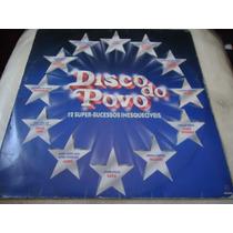 Lp - Disco Do Povo / 12 Super Sucessos (e3)