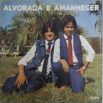 Lp Alvorada E Amanhecer (adalberto E Adriano) Hoje