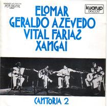 Cd Elomar, Geraldo Azevedo, Vital, Xangai Cantoria 2 (2012)