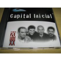 Cd Capital Inicial : Millennium - Produto Original Novo!!!