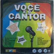 Voce É O Cantor Vol.1 Lp Coletanea