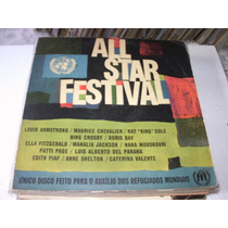 Lp All Star Festival - Mono - Capa Dura