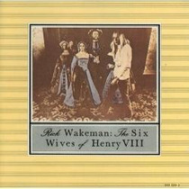 Lp Rick Wakeman-the Six Wives Of Henry Viii