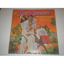 Lp Ray Conniff - Laughter In The Rain - 1975