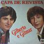 Lp - Gilberto E Gilmar - Capa De Revista - 1991.