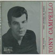 Tony Campello Compacto Vinil Ogni Volta 1965 Mono