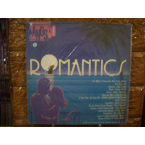 Vinil Lp Romantics - Nat Cole,matt Monro,nancy Wilson