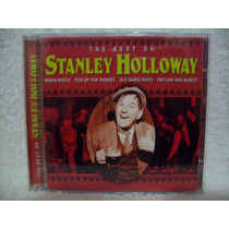 Cd Stanley Holloway- The Best Of Stanley Holloway