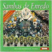 Sambas De Enredo - 1997 Grupo Especial - Frete Grátis