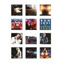 Dvd Bon Jovi: The Crush Tour [eua] Novo Lacrado