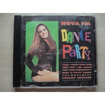Cd Nova Fm Dance Party 1992 Snap Dr Alban Sonia Rsf