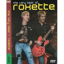 Dvd - Roxette - The Very Best Of - Lacrado