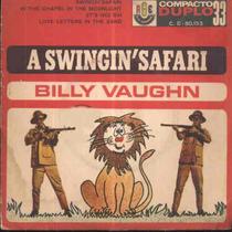 Billy Vaughn Compacto Vinil A Swingin´ Safari 1962 Mono