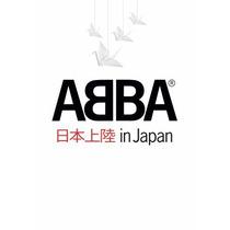 Dvd Abba: Live In Japan [eua] Duplo Novo Lacrado