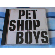 Cd Single Promo Pet Shop Boys Home And Dry Ed.brasil 3:56
