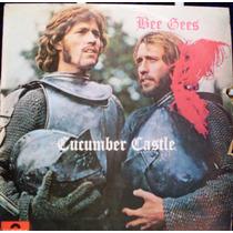 Lp - Bee Gees - Cucumber Castle - 1970 - Polydor De Luxe