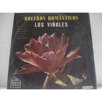 Vinil / Lp - Boleros Romanricos - Los Viñales 1969