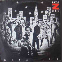 Rita Lee Roberto De Carvalho Lp Zona Zen 1988 Encarte