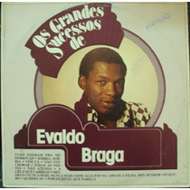 Lp Evaldo Braga Os Grandes Sucessos(frete Grátis)