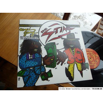Lp Taxi Gang & Sly And Robbie - The Sting 1986 Imp R$ 70,00