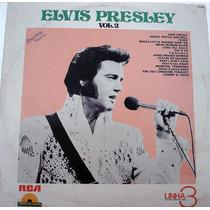 Vinil/lp - Elvis Presley - Vol 2 - 1979
