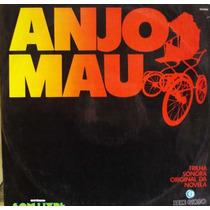 Anjo Mau Lp Trilha Sonora Original Nacional Da Novela 1976