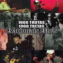 Cd Racionais Mcs - 1000 Trutas 1000 Tretas Original Lacrado