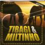 Cd Tibagi & Miltinho - Os Seresteiros Do Amor - Novo***