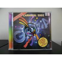 Cd Sambas De Enredo Carnaval 2002 São Paulo