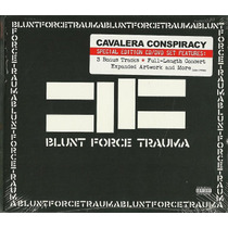 Cavalera Conspiracy Blunt Force Trauma(deluxe) [eua] Cd/dvd