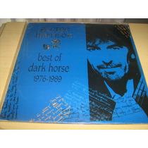 Lp Vinil George Harrison: Best Of Dark Horse 1976-1989 Novo!