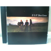 Bee Gees Cd E-s-p (1987) Robin Gibb Barry Gibb Cd Alemao