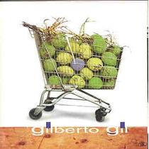 Cd Gilberto Gil - O Sol De Oslo Frete Gratis