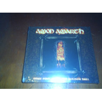 Amod Amarth - Once Sent From...cd Duplo & Digipack Importado