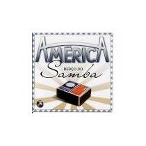Cd America Berço Do Samba - Trilha Novela - Frete Gratis