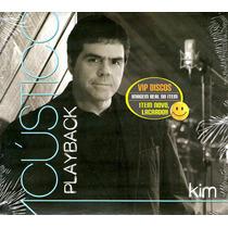 Cd Kim Acústico Play Back Vocal Banda Catedral - Raro