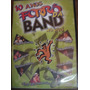 Dvd 10 Anos Forró Da Band Ao Vivo