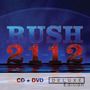 Cd/dvd Rush 2112 (deluxe) =import= Novo Lacrado Pt Entrega
