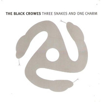 Cd The Black Crowes - Three Snakes An One Charm - Novo***