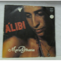 Lp Maria Bethânia - Álibi - Philips - 1978 -