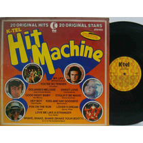 K-tel Hit Machine Lp Nacional Usado 20 Original Hits 1976