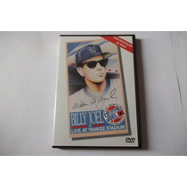 Dvd - Billy Joel - Live At Yankee Stadium 1990 - Novo