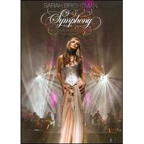 Dvd Sarah Brightman Symphony: Live In Vienna [eua] Lacrado