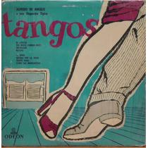 Lp (1003) 10 Pol - Alfredo De Angelis - Tangos