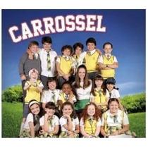 Cd - Carrossel - Trilha Sonora Da Novela Do Sbt - Lacrado