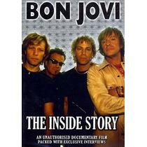Bon Jovi - The Inside Story Dvd - Original