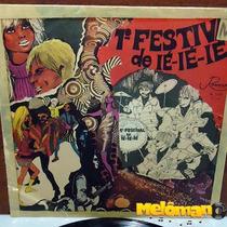 Va 1967 1º Festival Do Iê-iê-iê Lp Promocional
